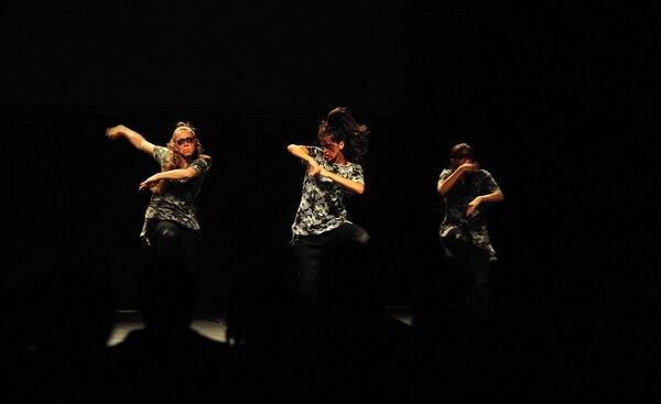 El espectáculo de danza
