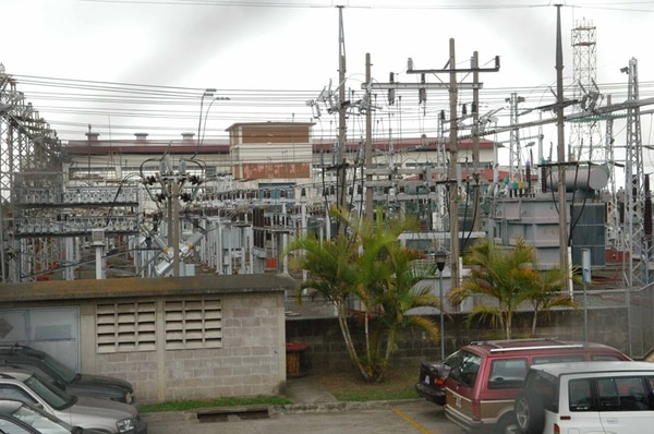 El Instituto Costarricense de Electricidad (ICE) es el principal generador y distribuidor de electricidad en Costa Rica.   ARCHIVO