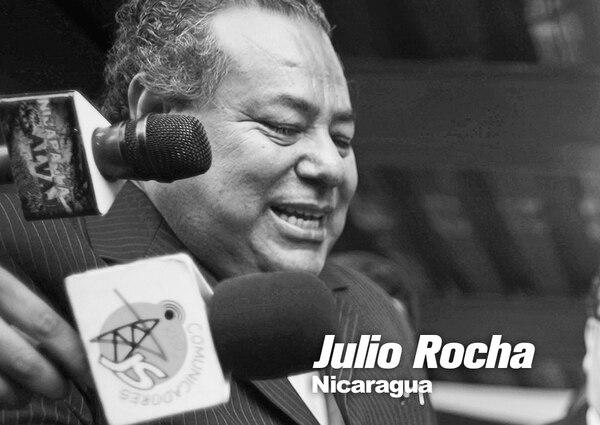 Julio Rocha (Nicaragua): Responsable de desarrollo de la FIFA. Expresidente de la Federación de Nicaragua. Detenido en Suiza.
