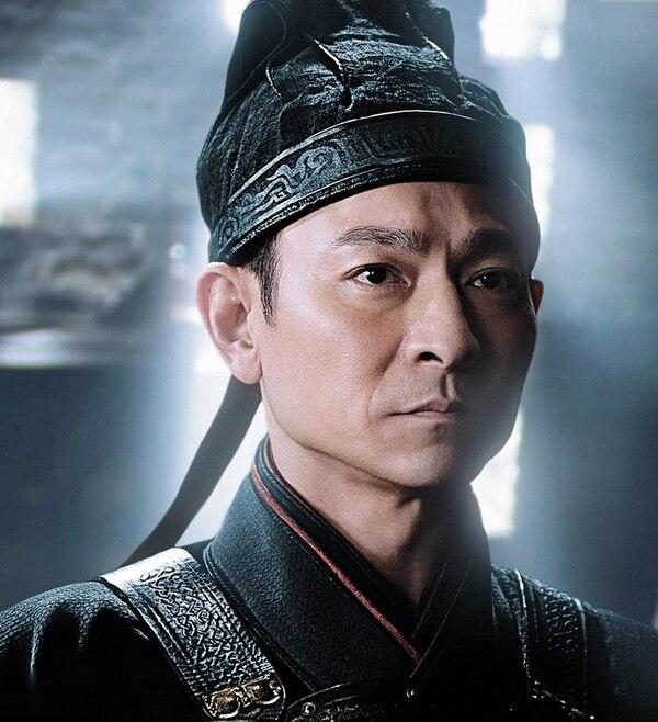 Andy Lau es una de las superestrellas de Hong Kong. Cortesía de Romaly.
