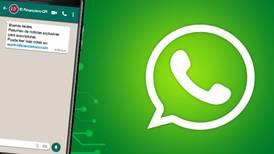 Reciba en su Whatsapp las noticias más importantes del día en 'El Financiero'
