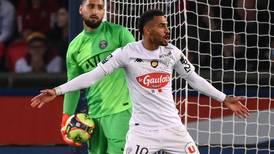 Gianluigi Donnarumma apenas tocó balón en polémico gane del PSG