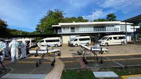 Traslado de pacientes de CCSS a hospitales privados  empezará este fin de semana