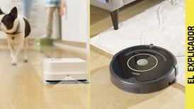 Robots aspiradoras y caseros: cuáles existen, qué hacen y cuánto cuestan