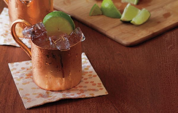 Ciroc Moscow mule