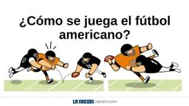 ¿Cómo se juega el fútbol americano?