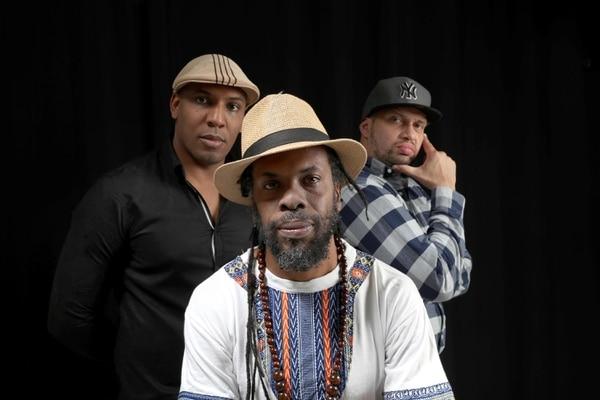 El trío Ragga by Roots volverá con sus éxitos al Hard Rock Café.