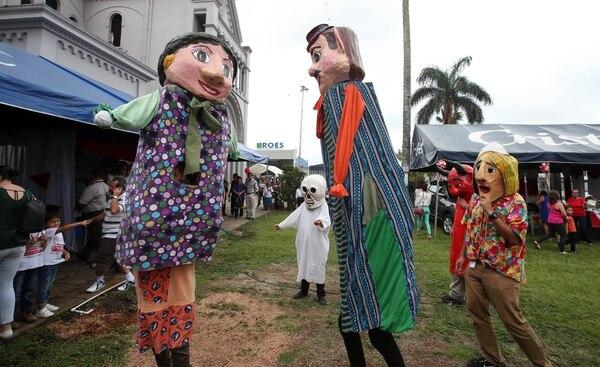 Festejos Patronales de San Ramón. Fotografía: Graciela Solis