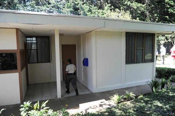 El Ministerio de Justicia hizo un esfuerzo para construir la casa cuna en la cárcel para menores. Fotos Melissa Fernández
