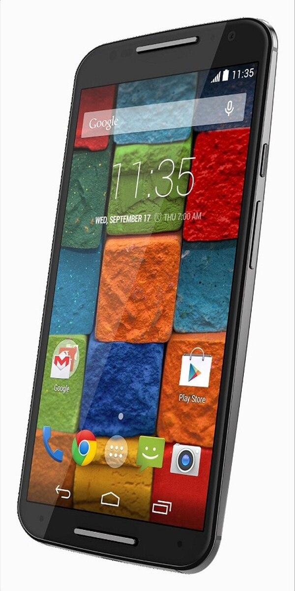 Posee sistema Android en estado puro, pantalla de 5.2 pulgadas y cámara principal de 13 MP.