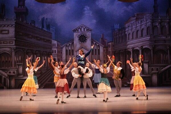 Un gran montaje trae Russian Classical Ballet en su gira. Foto: Interamericana de Producciones