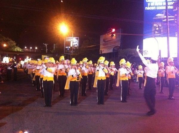 Festival de la Luz bailó al ritmo del Gangnam Style - 1