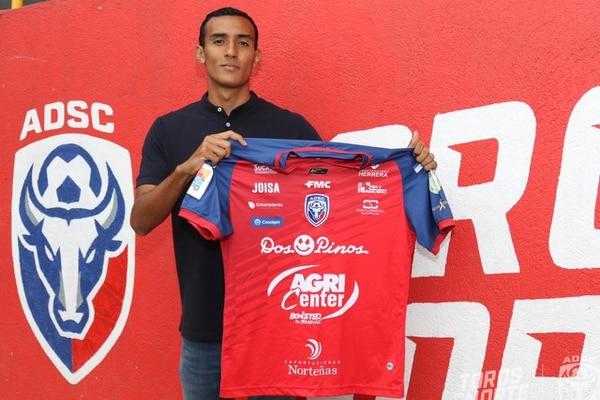San Carlos anunció la llegada de Osvaldo Rodríguez. FOTO: Prensa San Carlos