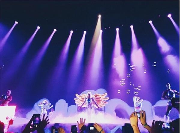 Lady Gaga regresa a Portugal este lunes con su gira 'Art Rave' con la recorre Europa los últimos días.