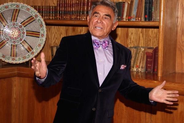 Héctor Suárez. Foto: Archivo.