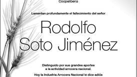 Rodolfo Soto Jiménez