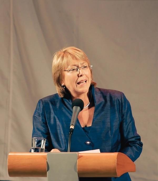 Michelle Bachelet aspira a volver al Gobierno. | ARCHIVO