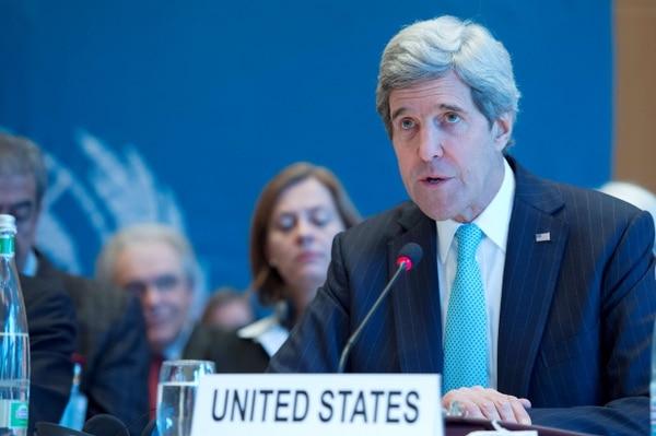 El secretario de estado Estadounidense, John Kerry se reunió este viernes con el primer ministro de Israel por casi dos horas.