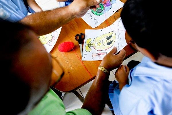 Las clases se iniciaron el lunes pasado y el MEP calcula que, al menos, 350 estudiantes no han recibido lecciones. | LUIS NAVARRO.