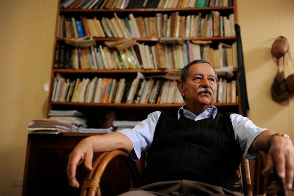 El diputado José Roberto Rodríguez ha llevado su propuesta de paz a todas las embajadas en Costa Rica y fue en persona a promoverla en la ONU.