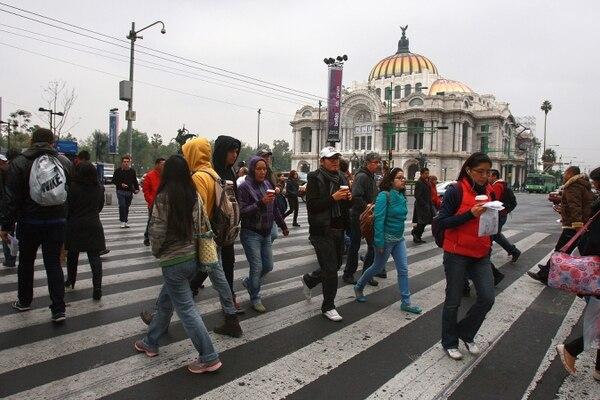 Según el Banco Mundial, el 52,3% de los mexicanos viven en situación de pobreza moderada.
