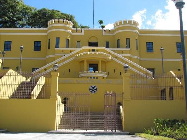 Museo Nacional de Costa Rica.