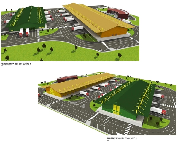 La edificación de 51.000 metros cuadrados se levantará en Sardinal de Carrillo, en la provincia de Guanacaste, con una inversión de $52,5 millones. Está en etapa de escoger a la constructora. | CORTESÍA DE PIMA