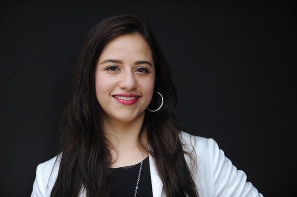 Zoraida Serrano es ingeniera química y evaluadora de fragancias. Es de las personas que está paso a paso analizando y fiscalizando fragancias específicas para los perfumes o colonias. Fotografía: Jorge Navarro
