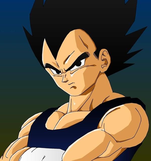 El príncipe Vegeta ha sido interpretado por el actor René García desde hace más de 20 años en 'Dragon Ball'.Imperio Anime.