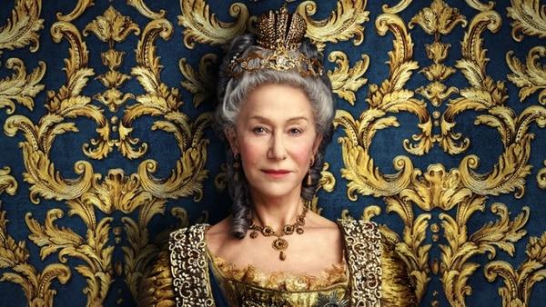 Hellen Mirren, según la crítica, hace una actuación de lujo en 'Catalina la grande'. Sería el punto más alto de la producción. FOTO: HBO para La Nación
