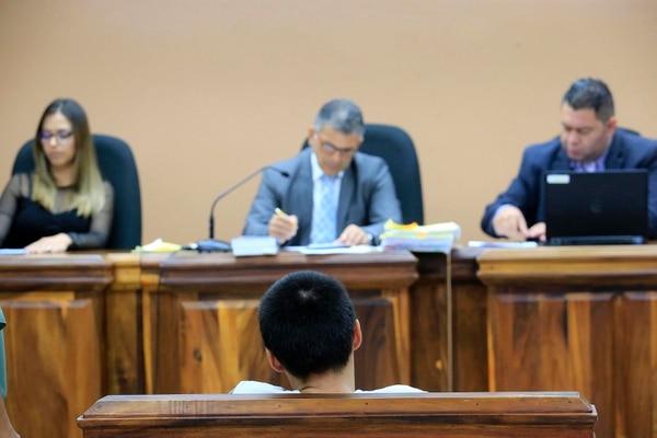 El sospechoso declinó realizar una declaración sobre los hechos. Foto: Rafael Pacheco