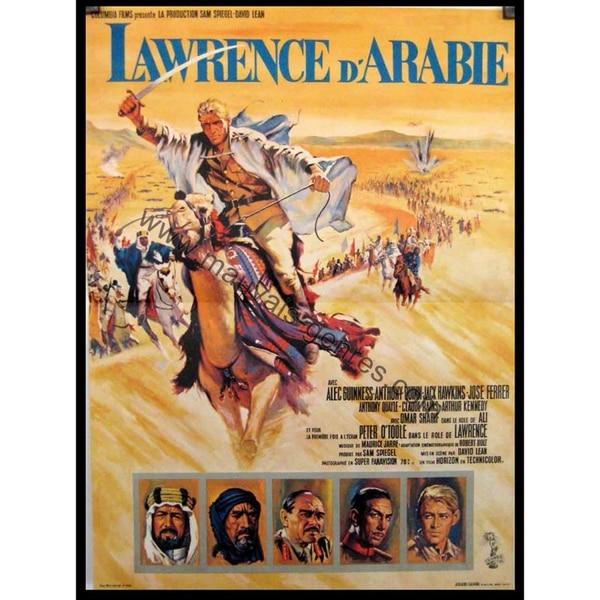 El American Film Institute catalogó a Lawrence de Arabia como la mejor película épica en toda la historia, en parte por la calidad de la producción. | ARCHIVO