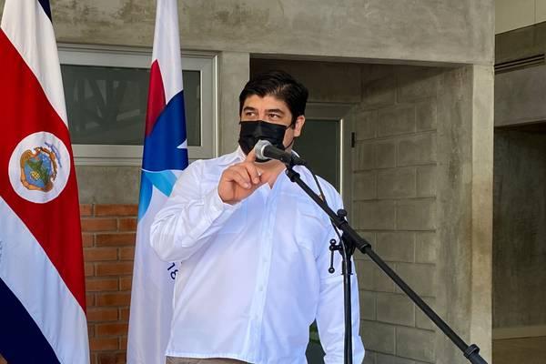Presidencia guarda silencio sobre apoyo del CNP a protesta en casa de diputado