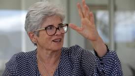 Rocío Aguilar: 'Debemos contar con un único sistema de pensiones donde haya equidad'