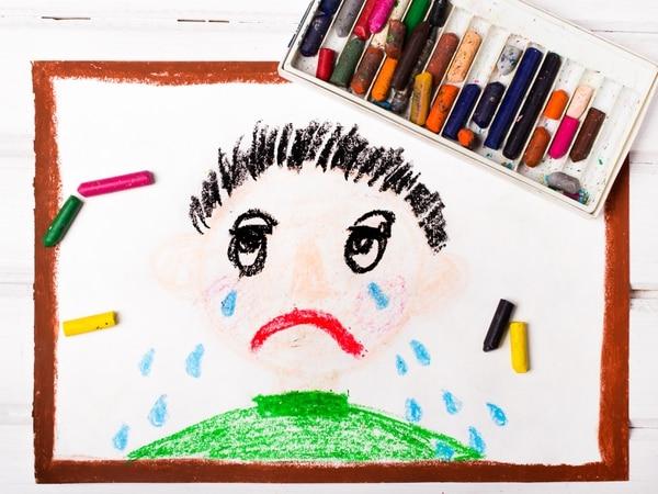 Cuando un niño o adolescente no encuentra motivación puede caer en la desesperanza. Este es el principal factor de riesgo que eleva la vulnerabilidad de los menores. Foto: Shutterstock
