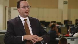 Eli Feinzaig, líder del Partido Liberal Progresista: 'El Gobierno, tengo que decirlo, a mí me ha sorprendido positivamente'