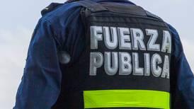 Balacera deja a un policía herido en Goicoechea