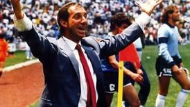 El técnico con el que Argentina ganó el Mundial de México 1986 está hospitalizado por covid-19