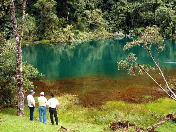 El Parque Nacional Juan Castro Blanco es conocido por la gran cantidad de nacientes de agua que posee. | ARCHIVO