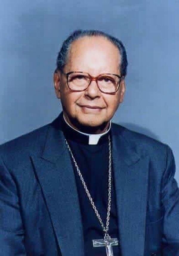Monseñor Antonio Troyo padecía de alzhéimer los últimos años. Foto: Facebook de Radio Fides.