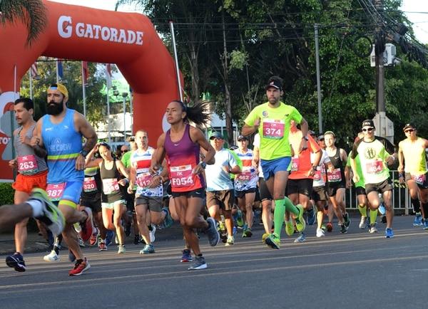 En el país hay cuatro maratones y cuenta con el certificado AIMS por lo que son acreditadas para Boston. CARLOS GONZALEZ/AGENCIA OJOPOROJO.