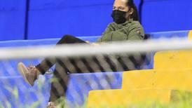 Amelia Valverde: 'En el momento que sienta que debo hacerme a un lado, tenga la plena seguridad que lo voy a hacer'