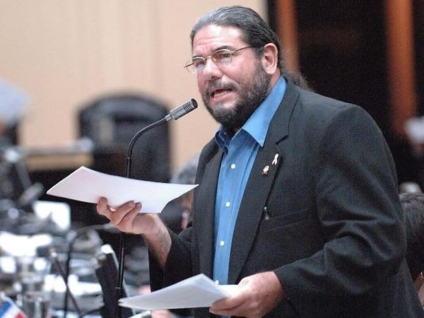 El diputado cree que debe ser la asamblea nacional partidaria quien elija al candidato. | ARCHIVO.