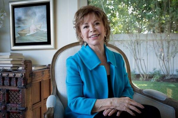 Isabel Allende es una autora chilena radicada en California, Estados Unidos.