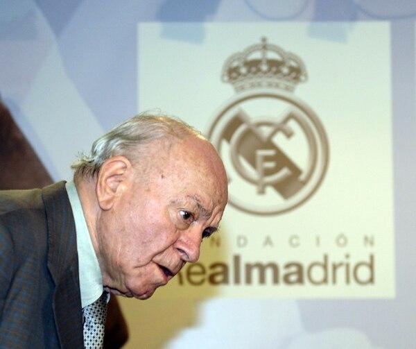 El 1.° de junio del 2010, Alfredo Di Stéfano fue nombrado presidente honorario del Real Madrid.