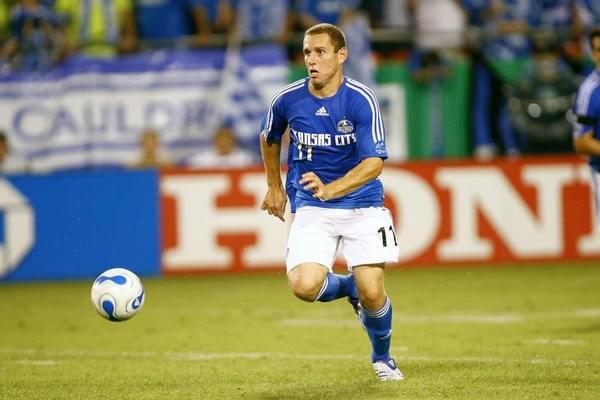 Kurt Morsink se retiró del fútbol en el 2012.