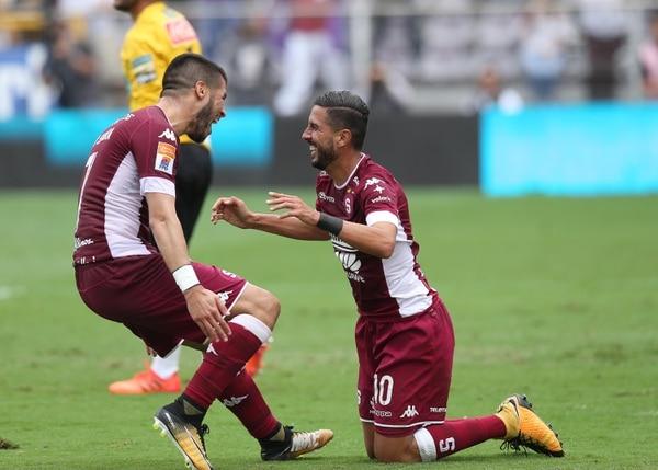 Saprissa y Herediano empataron 1 a 1