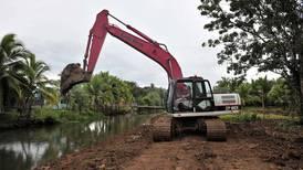 Proyecto para mitigar inundaciones en Limón cumple cuatro años estancado