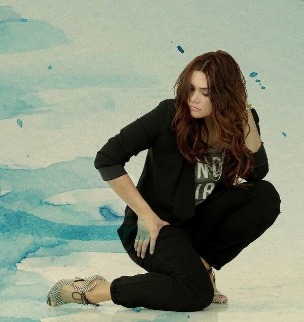 La cantante Yuridia viene al país en el marco de la promoción de su disco titulado '6'.Fotos: Cortesía Sony.