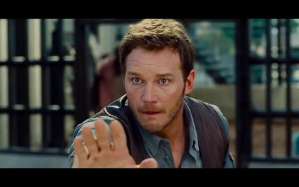 Chris Pratt es el protagonista de la nueva película.